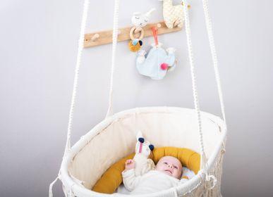 Beds - GOTS certified hanging cradle - KIKADU