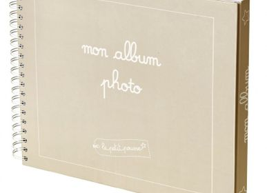 Stationery - Chest, photo album, toise to keep childhood memories - LE PETIT POUSSE