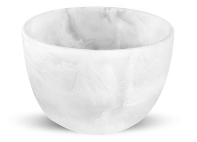 Platter, bowls - Everyday_deep bowl medium_white - NASHI HOME