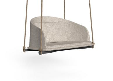 Chaises de jardin - CLEO // TEAK SWING CHAIR - TONICIE'S