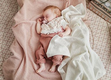 Throw blankets - Cellular Blanket - ELODIE DETAILS FRANCE
