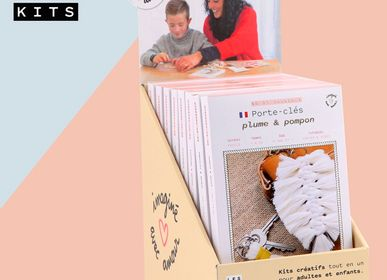 Decorative objects - Discover offer: 10 creative kits - Know-how - FRENCH KITS