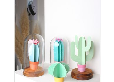 Creative Hobbies - Creative kit - Decoration - Cacti - FRENCH KITS