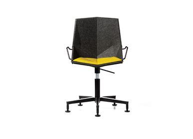 Assises pour bureau - Chaise NicoOffice - DONAR