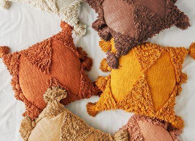 Tissus d'ameublement - Oreillers de couleur unique - DEMTEKS + BUJU