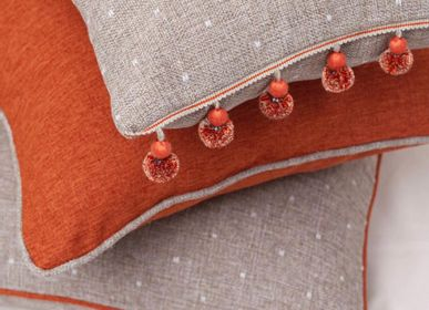 Upholstery fabrics - SINGLE COLOR PILLOWS - DEMTEKS