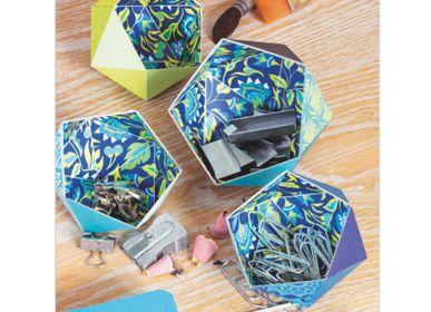 Objets de décoration - Kit créatif - Vide poches - Les fleuris - FRENCH KITS