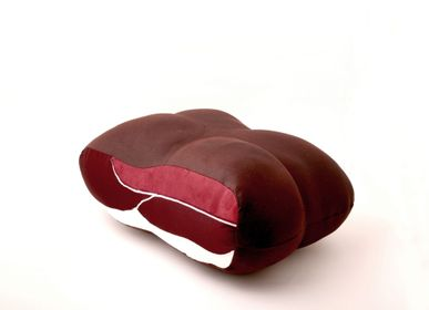 Cushions - Tiroler Speck Pillow - AUFSCHNITT