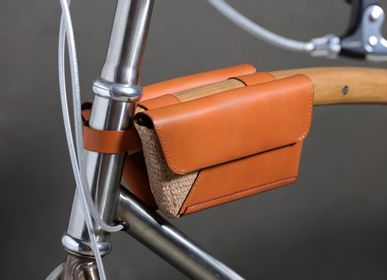 Decorative accessories - CRAFTMANSHIP BICYCLE PROJECT / ACCESSORY-Frame bag  - NEO-TAIWANESE CRAFTSMANSHIP