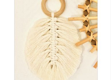 Creative Hobbies - DIY Creative Kit - Decoration - Large Feather - FRENCH KITS