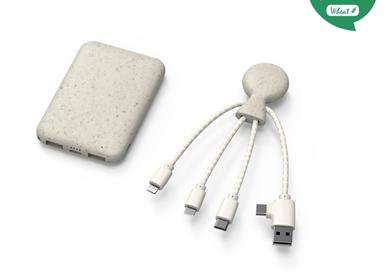 Objets connectés - Batterie - Mr Bio Pack  - XOOPAR