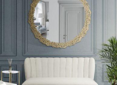 Canapés - Dalyan 2 Seat Sofa  - COVET HOUSE