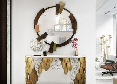 Mirrors - Kaamos Mirror  - COVET HOUSE