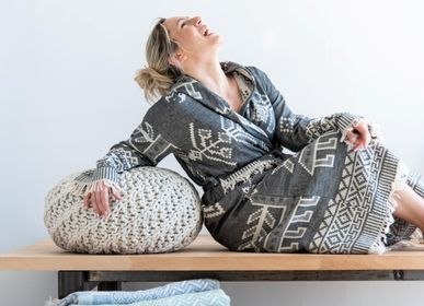 Homewear - Bathrobes, Blankets & Throws - AELIA ANNA