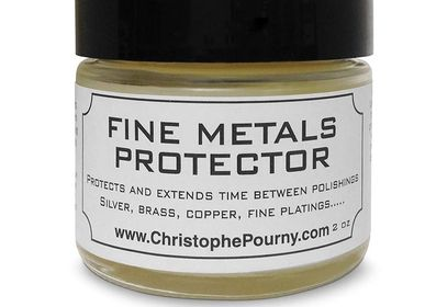 Beauty products - Fine Metal Protector - CHRISTOPHE POURNY STUDIO