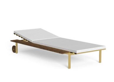 Deck chairs - CASILDA SUNBED - TONICIE'S