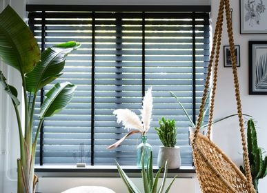 Curtains and window coverings - JASNO BLINDS - Venetian blind wood in the bathroom, kitchen or spa - JASNO