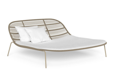 Deck chairs - PANAMA DAYBED - TONICIE'S