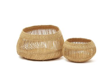 Decorative objects - NET BOWL SET - MUUÑ