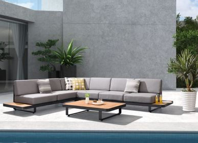 Sofas - New Polo Sofas Corner Set - SUNSO