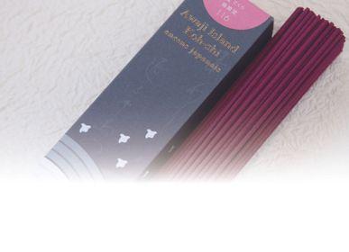 Parfums d'intérieur - SAKURA - La collection de parfums japonais - KOH-SHI INCENSE