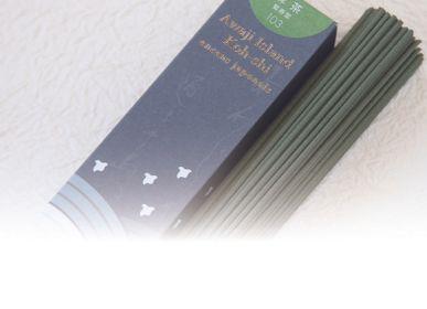 Parfums d'intérieur - Matcha - La collection de parfums japonais - KOH-SHI INCENSE