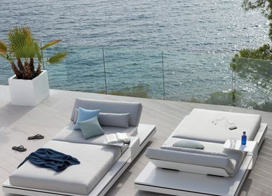 Deck chairs - Sun lounger Elements - MANUTTI