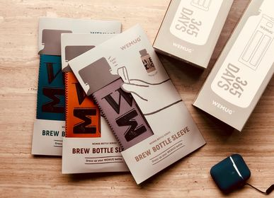 Gifts - Water Bottle Sleeve Neoprene (6 colors) - WEMUG