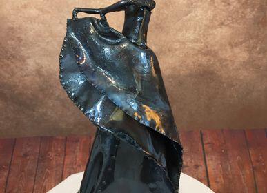 """Sculptures, statuettes and miniatures - Sculpture """"Virevolte"""" - BRICE RIVIÈRE CRÉATION"""