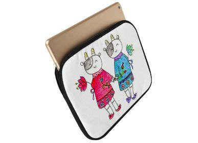 Stationery -  ipad case - TOYATOYA