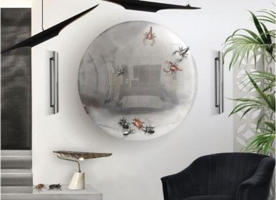Objets design - Concave Metamorphosis Mirror - COVET HOUSE