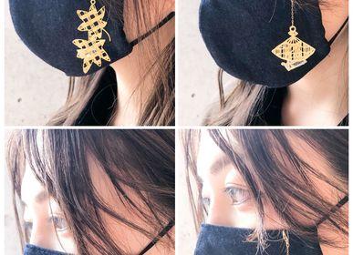 Bijoux - KIRIEJEWELRY  surgical mask jewelry - ATELIER TANTAN