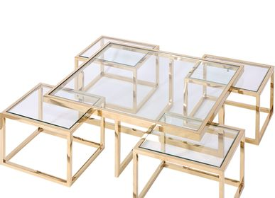 Tables basses - TABLE BASSE CRUZE - ARTELORE HOME