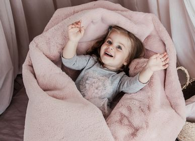 Children's sofas and lounge chairs - Bean bag Cocoon 80 Murrr Pink - PUSKUPUSKU