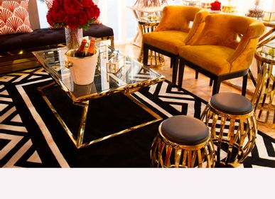 Coffee tables - NORMA COFFEE TABLE - ARTELORE HOME