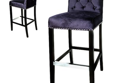 Stools for hospitalities & contracts - TROCADERO BAR STOOL - ARTELORE HOME