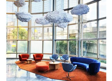 Design objects - Halifax Cloud Suspension - ATELIER ANNE-PIERRE MALVAL