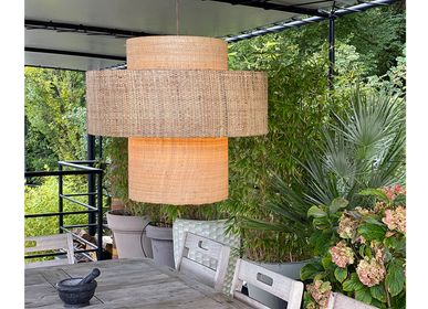 Outdoor space equipments - Pendant Mada  - ATELIER ANNE-PIERRE MALVAL
