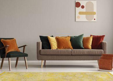 Tapis contemporains - Anatolia - 768 jaune - NAZAR RUGS