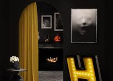 Children's lighting - LETTER H | Floor and Wall Lamp - CIRCU