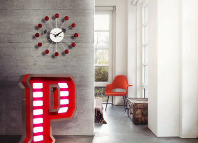 Children's lighting - LETTER P | Floor and wall Lamp - CIRCU