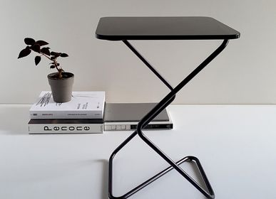 Coffee tables - The Black Square Table - KRAY STUDIO