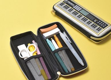 Clutches - Pen case (keyboard) - PUPU FELT