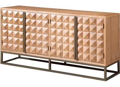 Sideboards - MALIK SIDEBOARD - ARTELORE HOME