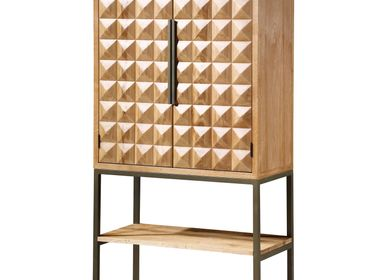 Bookshelves - MALIK CABINET - ARTELORE HOME