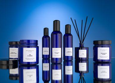 Candles - Apothicary Cobalt blu - VILAHERMANOS