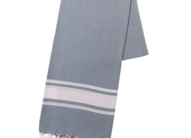 Bath towels - BATH TOWEL PESHTEMAL FOUTA TURKISH COTTON COLORFUL - LALAY