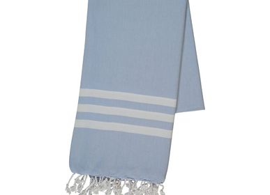 Bath towels - PESHTEMAL HAMAM BEACH BATH TOWEL FOUTA TURKISH COTTON - LALAY