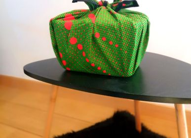 Upholstery fabrics - Furoshiki in African colors - MATAPO