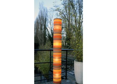 Outdoor decorative accessories - outdoor light fixture - ATELIER ANNE-PIERRE MALVAL